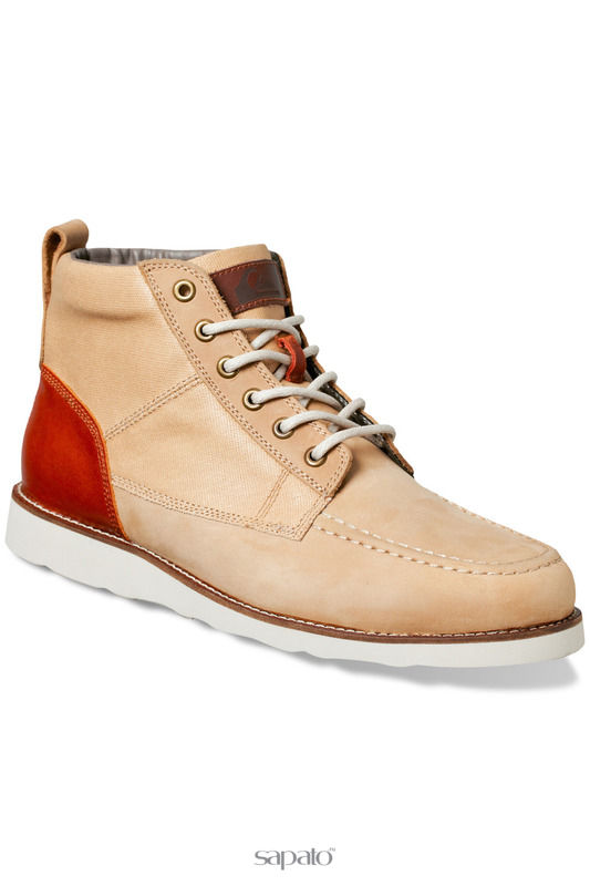 Ботинки Quiksilver Ботинки бежевые