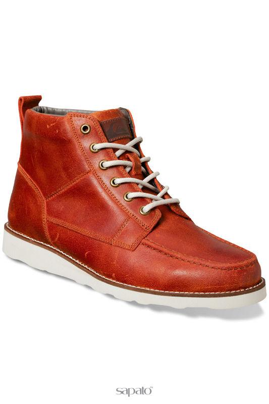 Ботинки Quiksilver Ботинки коричневые