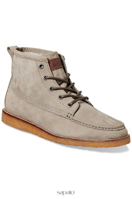 Ботинки Quiksilver Ботинки серые