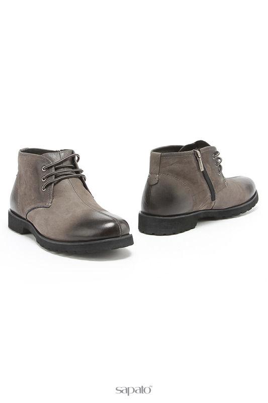Ботинки Dino Ricci Ботинки серые