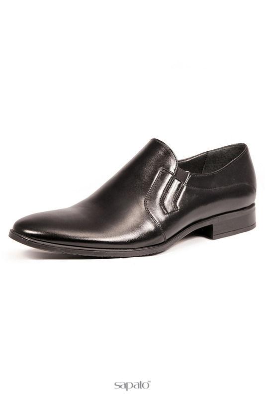 Ботинки Marko Полуботинки чёрные