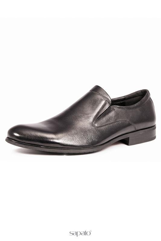 Ботинки Marko Полуботинки мужские чёрные