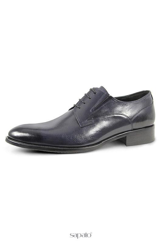Ботинки Marko Полуботинки синие