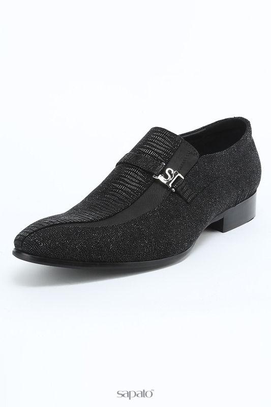 """Ботинки EL""""ROSSO Полуботинки чёрные"""