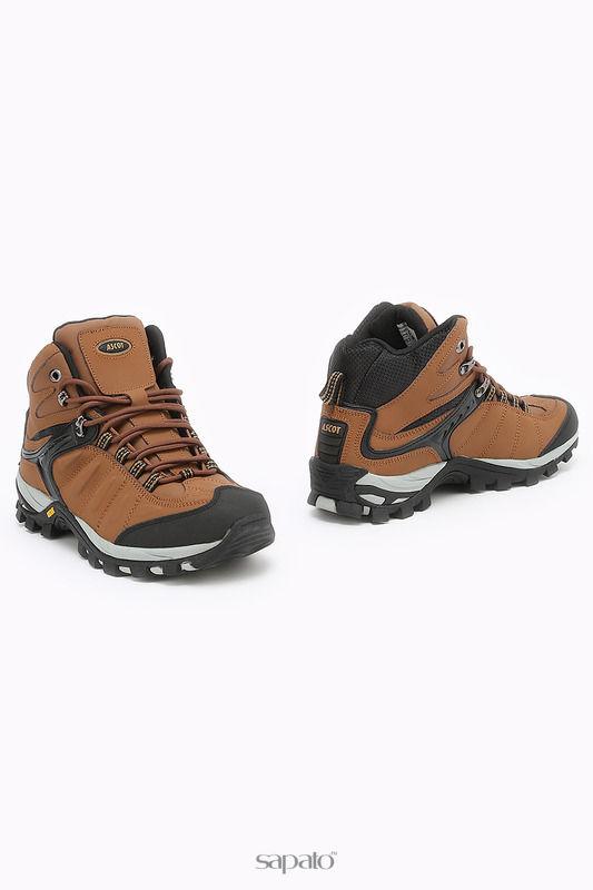 Ботинки Ascot Ботинки бежевые