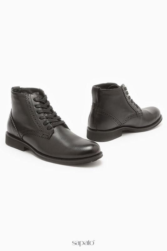 Ботинки Front by Ascot Ботинки чёрные