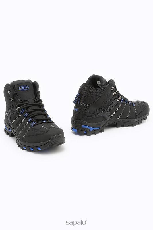 Ботинки Ascot Ботинки синие