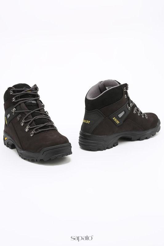 Ботинки Ascot Ботинки жёлтые