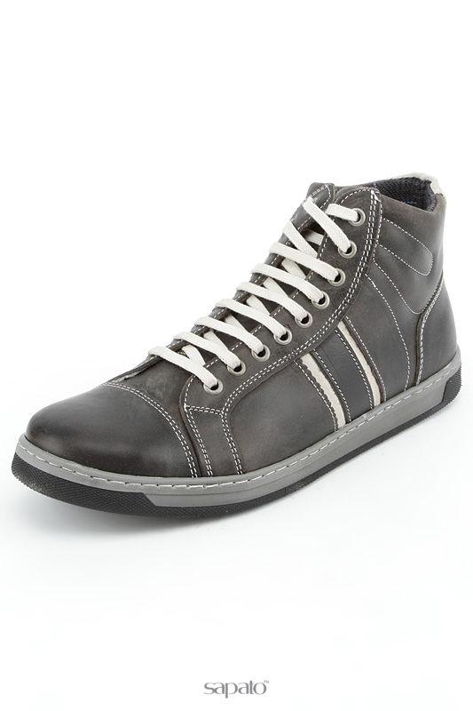 Ботинки Dali Ботинки серые