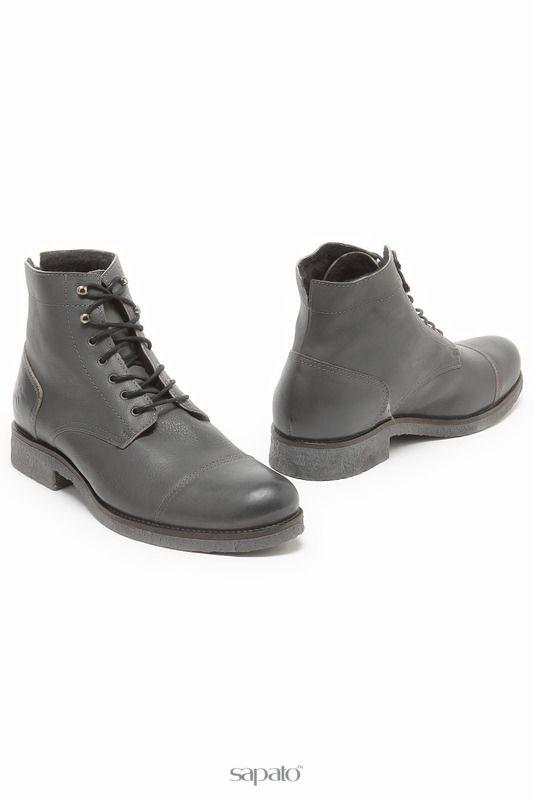 Ботинки El Tempo Ботинки серые