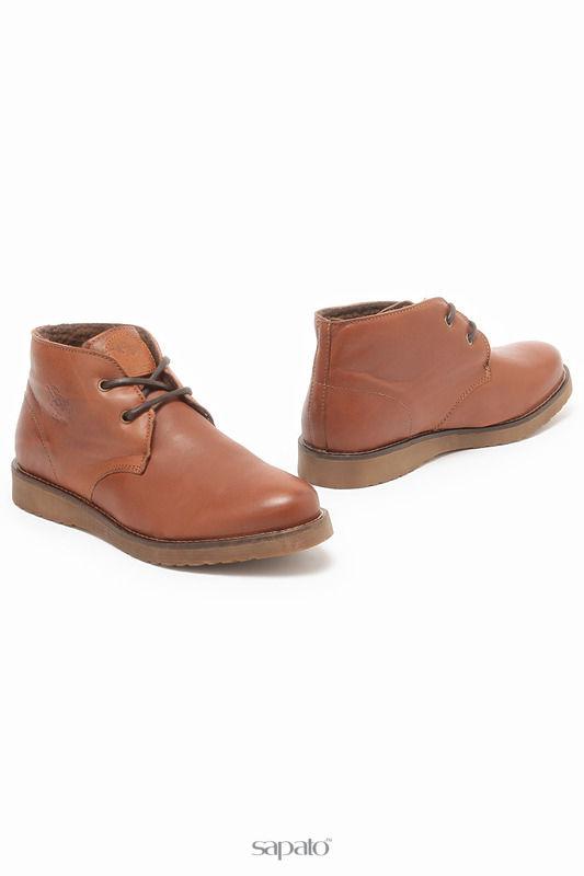 Ботинки El Tempo Ботинки красные