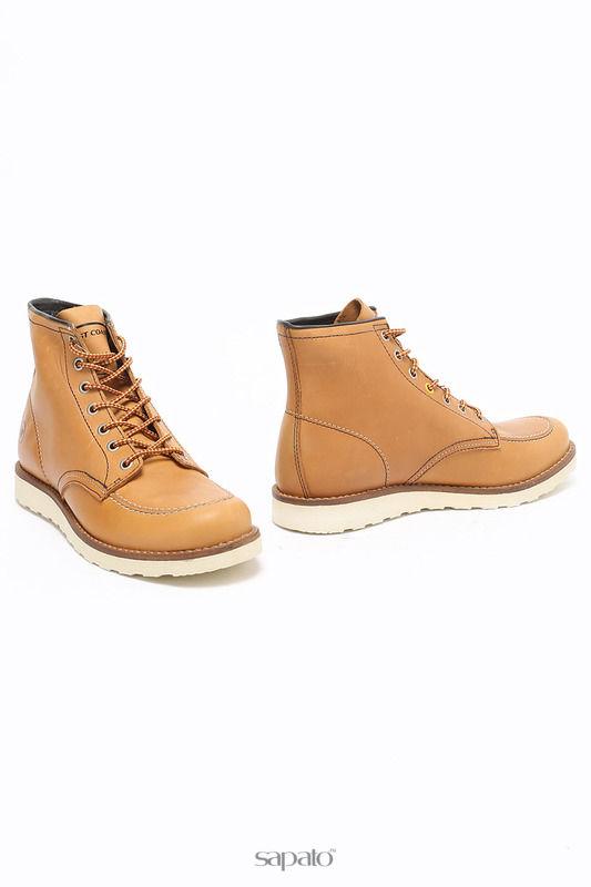 Ботинки West Coast Ботинки оранжевые