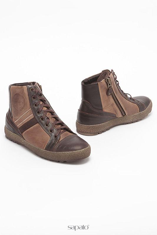Ботинки Nik by Goergo Ботинки коричневые