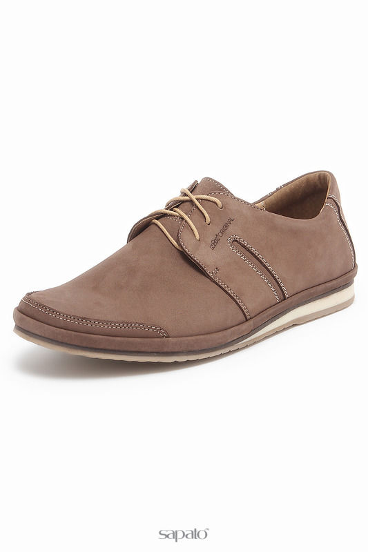 Ботинки Nik by Goergo Полуботинки коричневые