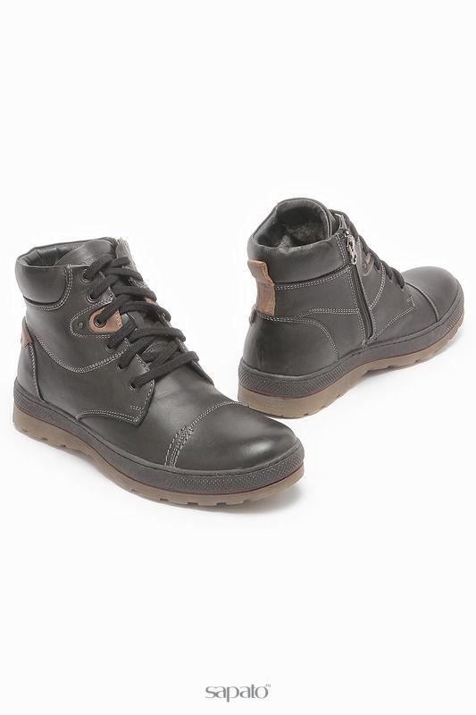 Ботинки Goergo Ботинки чёрные