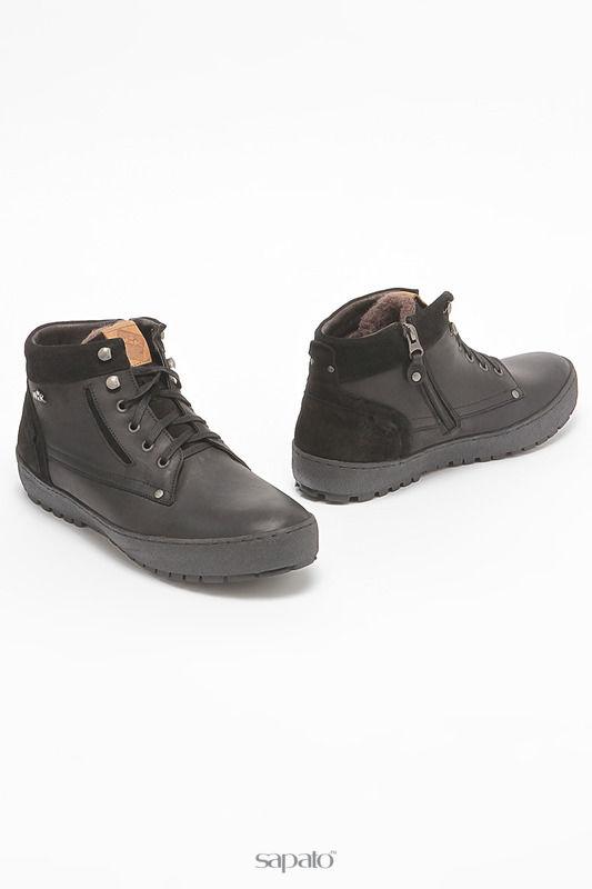 Ботинки Nik by Goergo Ботинки чёрные