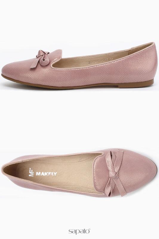 Туфли MAKFLY Туфли розовые