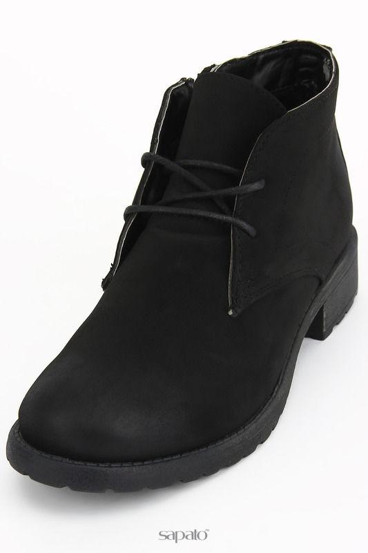 Ботинки Vigorous Ботинки чёрные