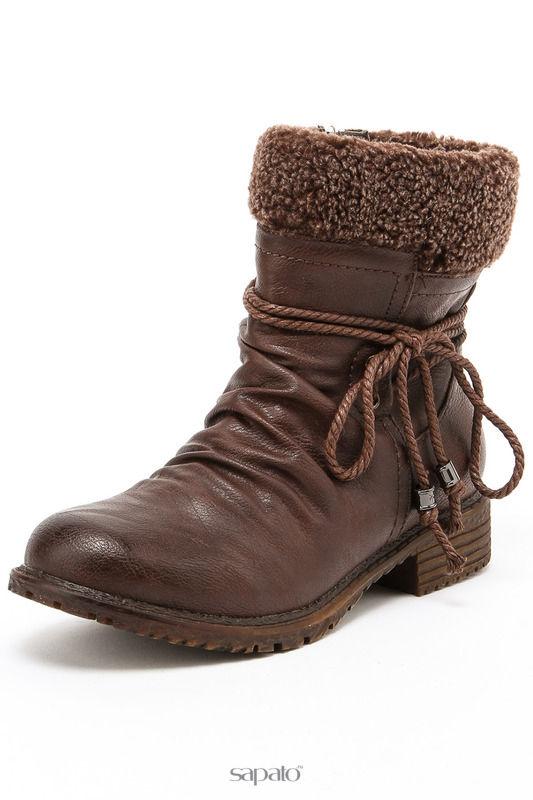 Ботинки Vigorous Ботинки коричневые