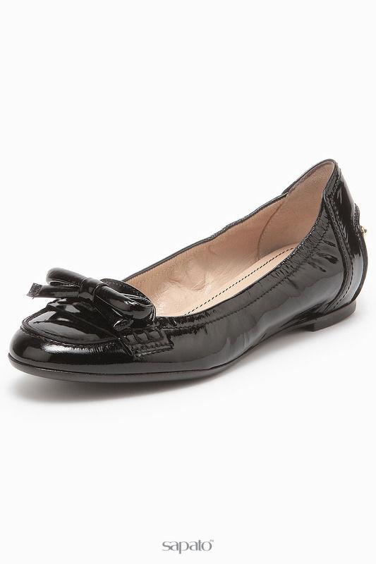 Туфли Guglielmo Rotta Туфли чёрные