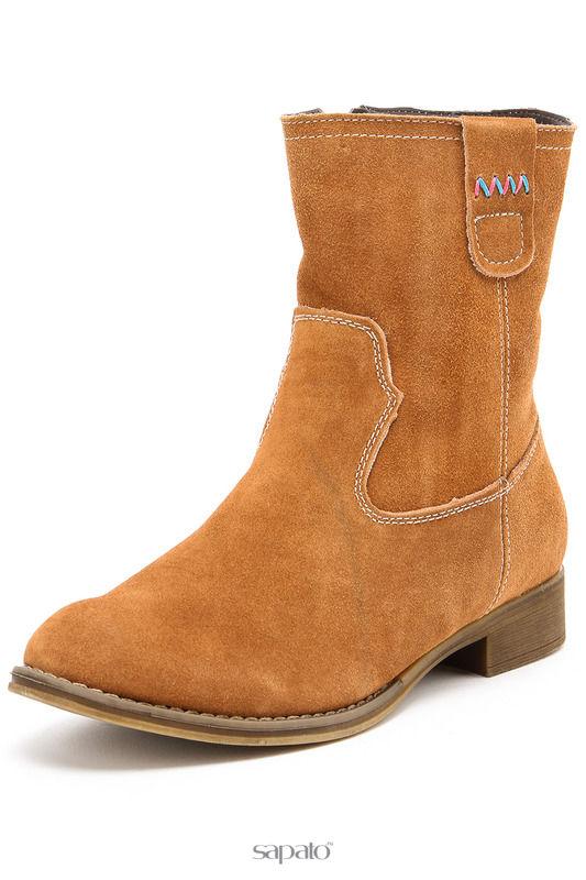 Ботинки Vigorous Ботинки оранжевые