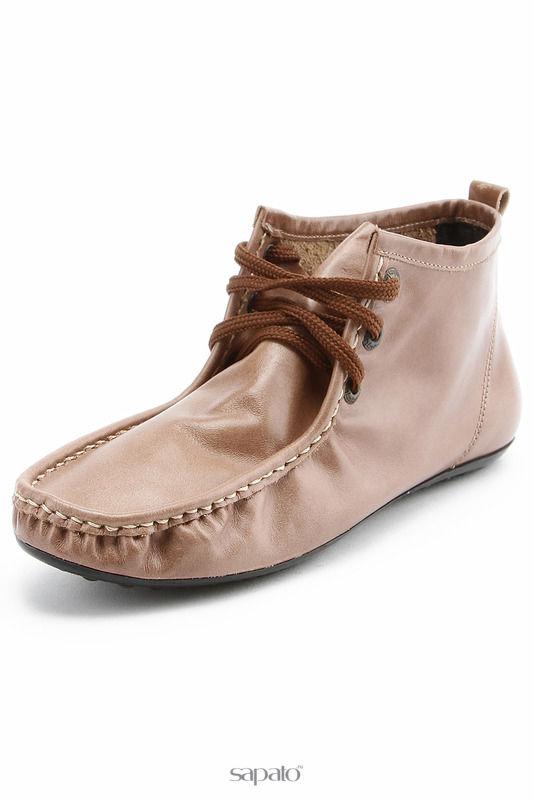 Ботинки Abbi Ботинки бежевые