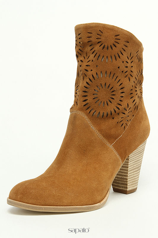 Ботинки Tervolina Ботинки оранжевые