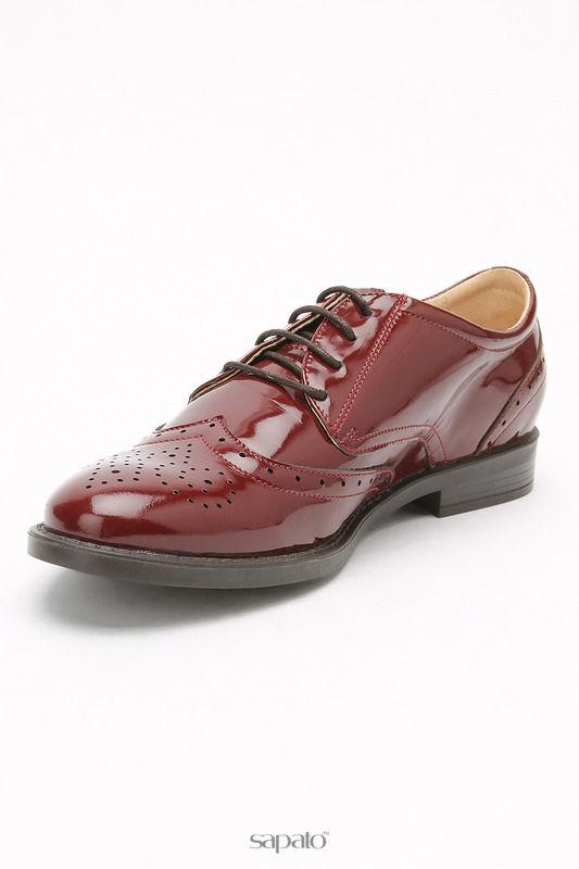 Ботинки Ralf Ringer Полуботинки красные