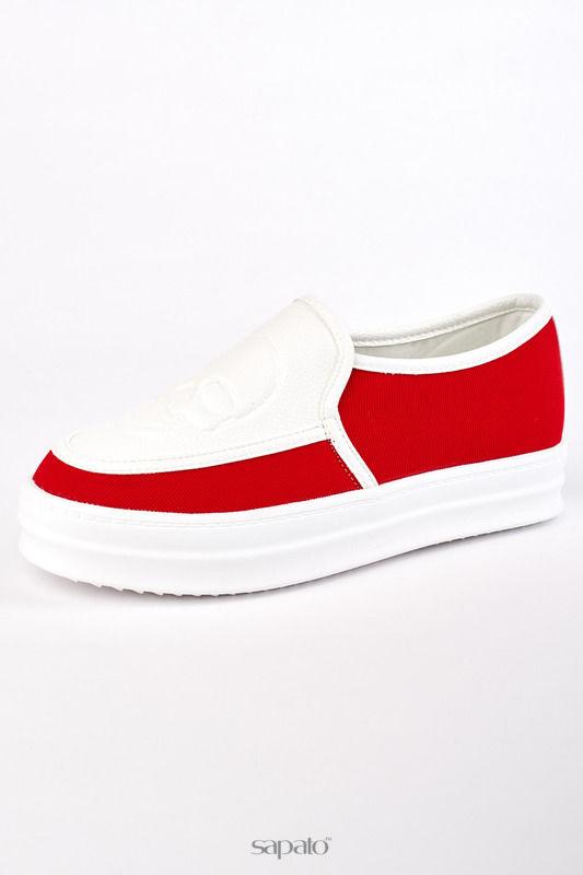 Туфли Shems Туфли красные