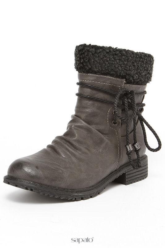 Ботинки Vigorous Ботинки серые