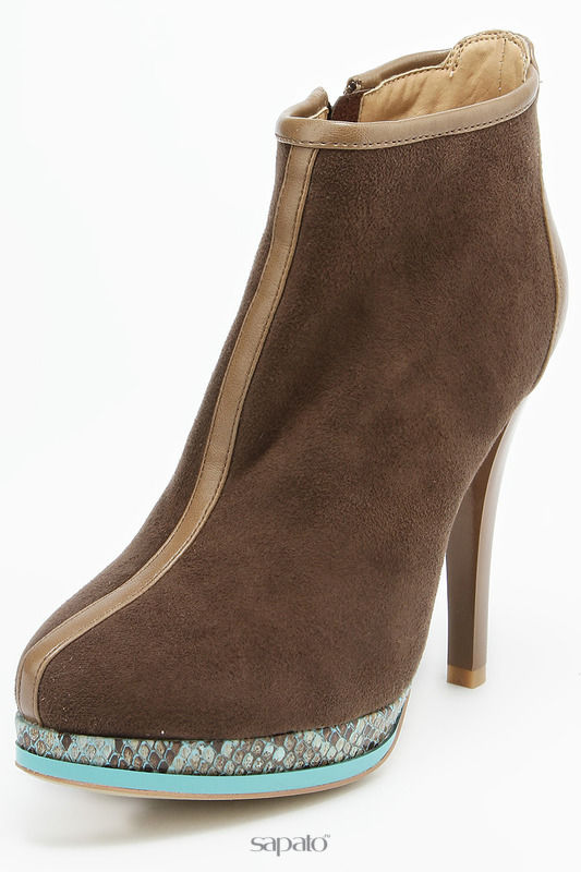 Ботинки Betsy Ботинки коричневые