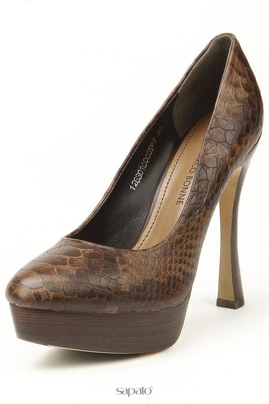 Туфли Marco Bonne` Туфли коричневые