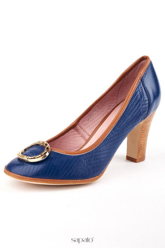 Туфли Carlabei Туфли синие