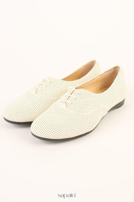 Ботинки Gianmarco Benatti Полуботинки белые