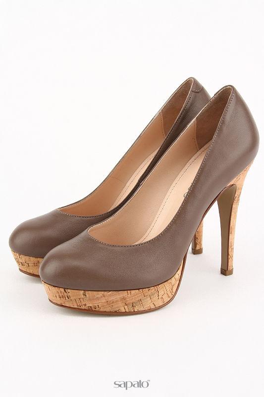 Туфли DELANO Туфли коричневые