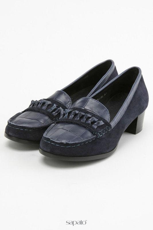 Туфли Elegia Туфли синие