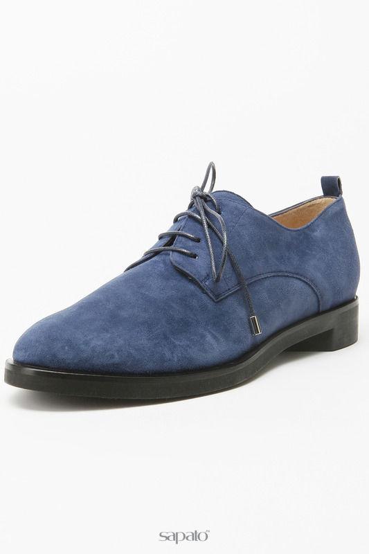 Ботинки Giorgio Fabiani Туфли синие