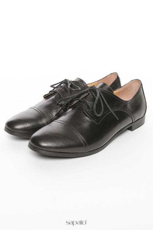 Туфли Brocoli Туфли чёрные