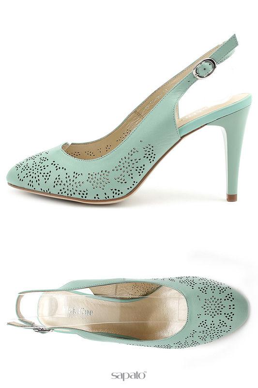Туфли MakFine Туфли зеленые