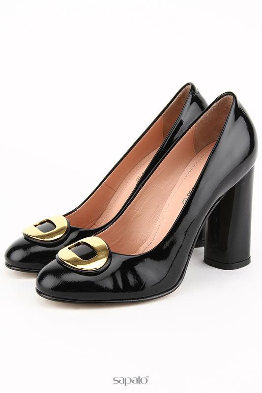 Туфли DELANO Туфли чёрные