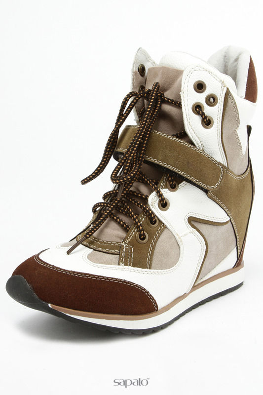 Ботинки Keddo Ботинки белые