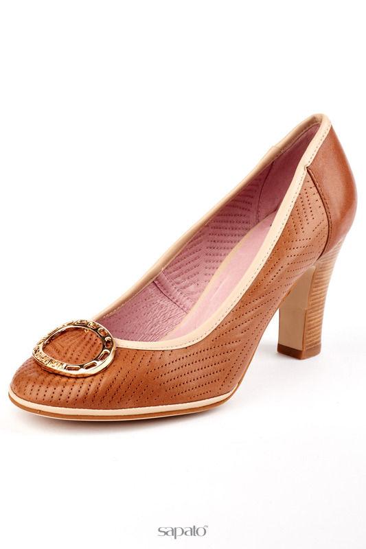Туфли Carlabei Туфли коричневые