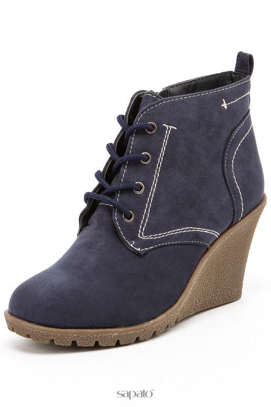 Ботинки Vigorous Ботинки синие