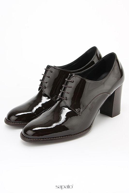 Ботинки E-Skye Полуботинки коричневые