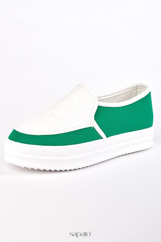 Туфли Shems Туфли зеленые