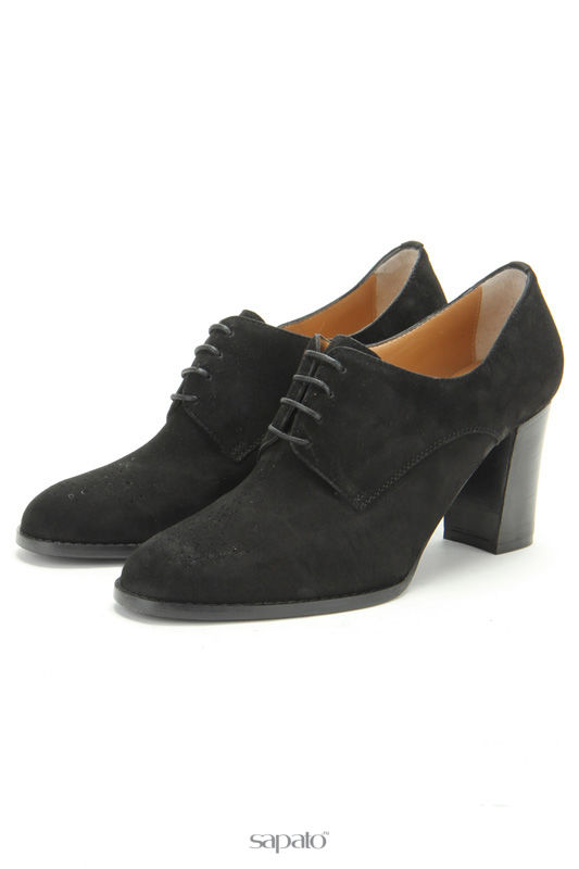 Ботинки Gianmarco Benatti Полуботинки чёрные
