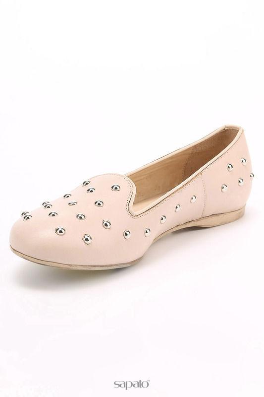 Туфли Piranha Туфли розовые