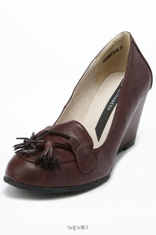 Туфли Elisabeth Туфли коричневые