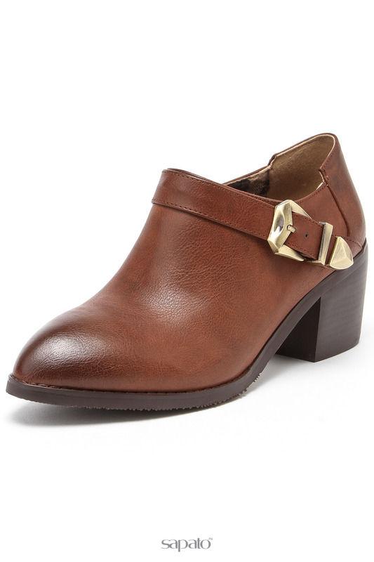 Ботинки Betsy Полуботинки коричневые