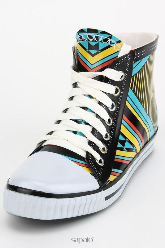 Ботинки NOBBARO Ботинки голубые